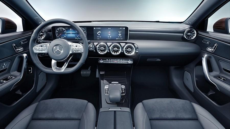 Mercedes A-Class L Sport Sedan 5