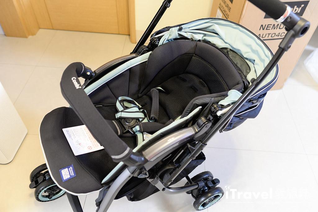 轻量型婴儿车推荐 Combi F2 Plus (5)