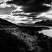 Looking towards Aoraki / Mount Cook