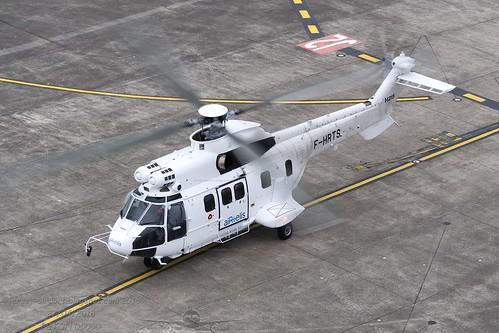 F-HRTS Eurocopter EC135 P2+