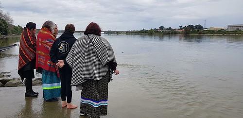 Talking to the Whanganui