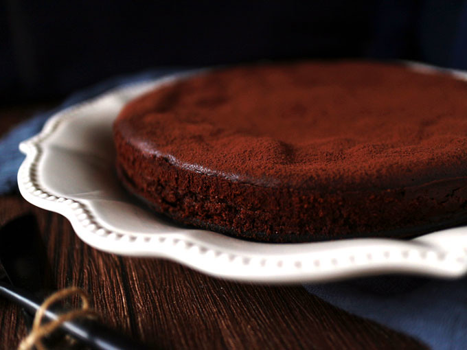 5 樣食材 濃郁法式巧克力蛋糕 fondant-au-chocolat-formage-blanc (7)