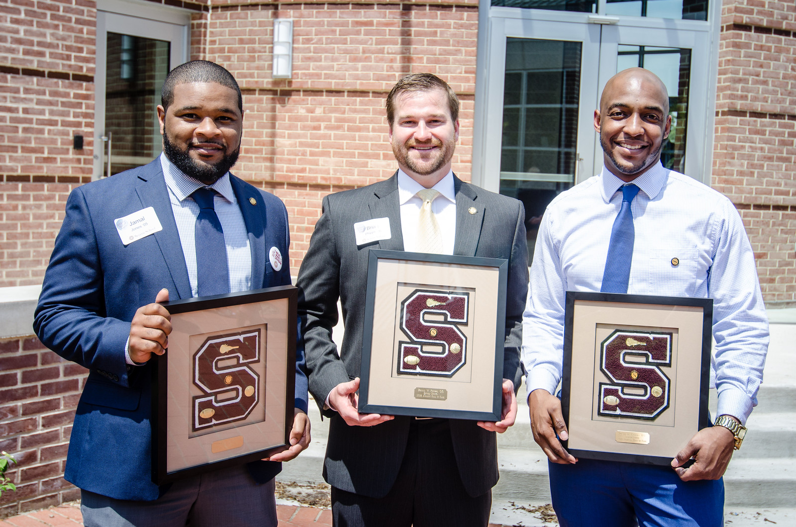 17-18 Alumni Weekend: Athletic Hall of Fame Assembly and Luncheon