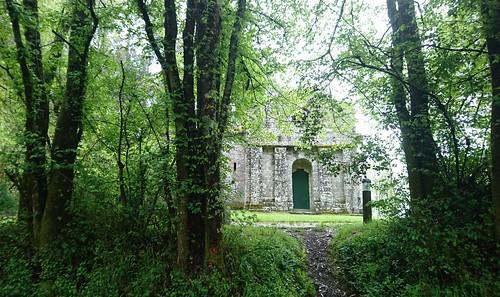 San Miguel de Breamo - desde o oeste