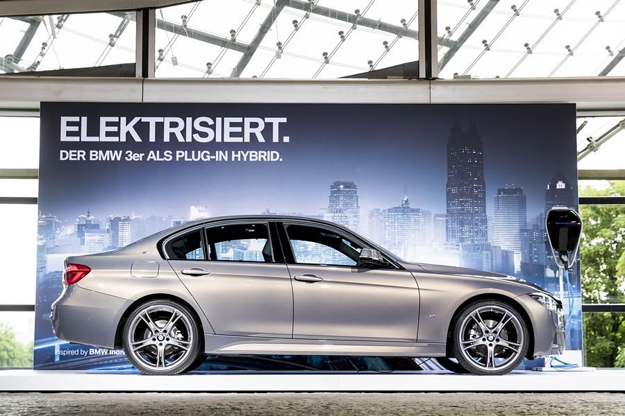 BMW Akcionersko sobranie BMW iNext 3