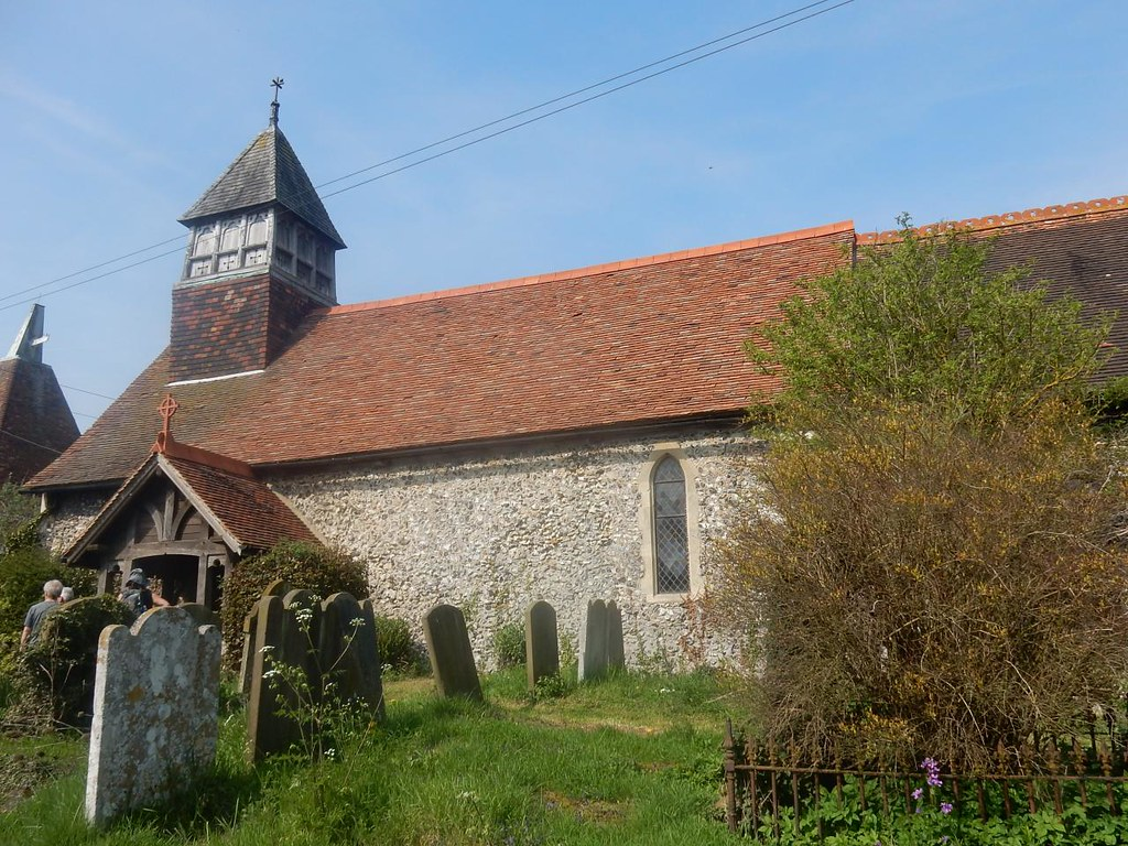 Stodham church Bekesbourne to Sturry