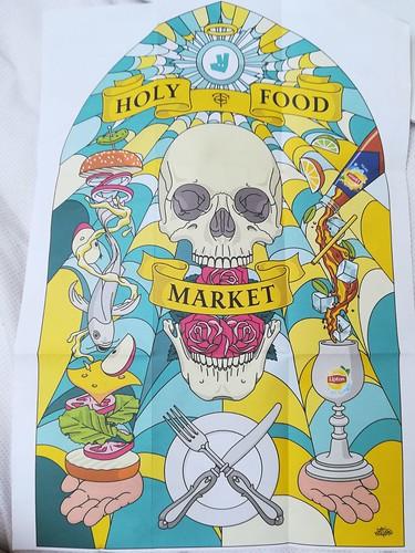 Gin Festival en Holy Food Market