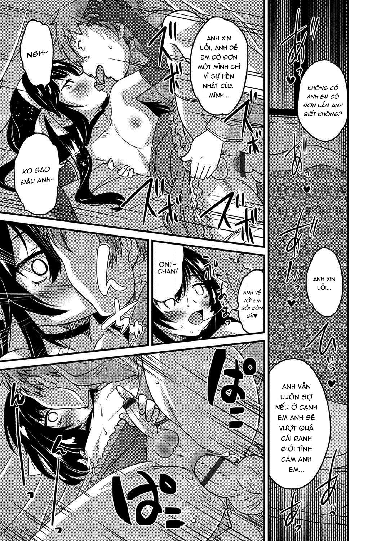 Hình ảnh  trong bài viết Truyện hentai Otouto to Asachun