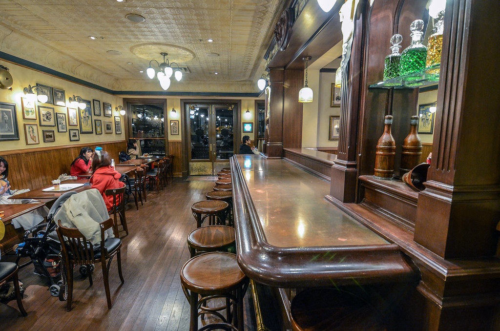 New York Deli bar TDS