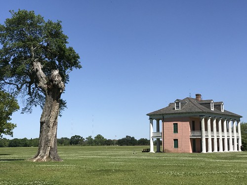 94. Revolutionary war battlefield, New Orleans, LA