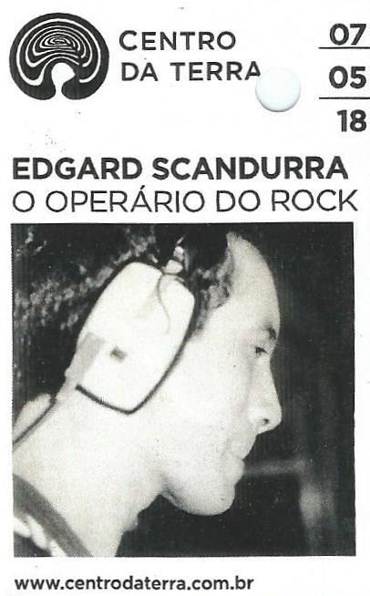 Edgard Scandurra - Amigos Invisíveis
