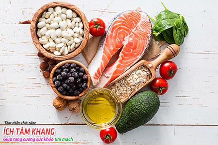 Người hở van tim nên ăn gì là mối quan tâm của nhiều người bệnh