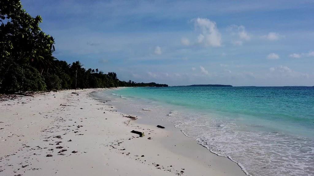 Ohoililir Beach, Kei Kecil Island, Maluku Tenggara, Moluccas