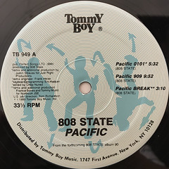 808 STATE:PACIFIC(LABEL SIDE-A)