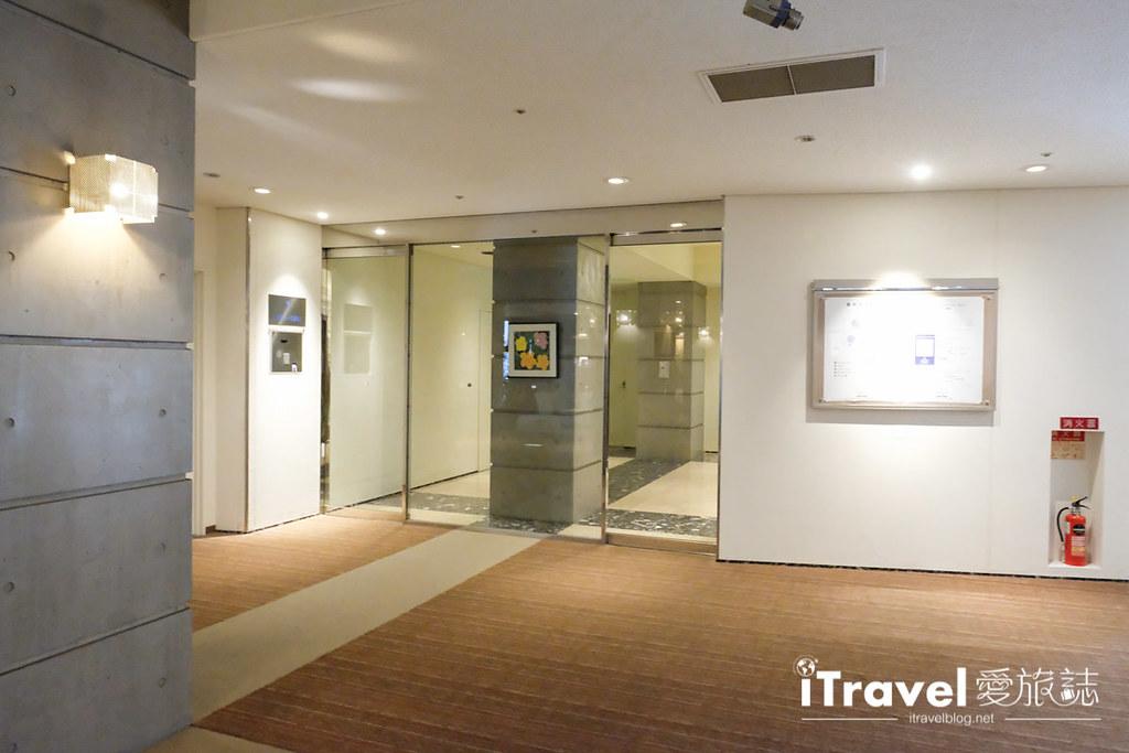 福冈饭店推荐 The Residential Suites Fukuoka (7)