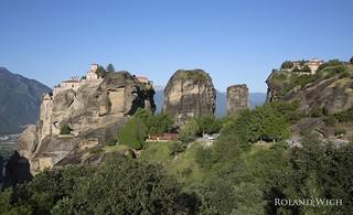 Meteora- Agía Triáda