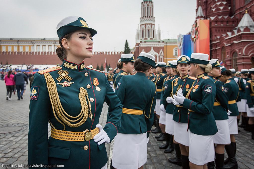 Парад Победы на Красной площади. Прямой эфир