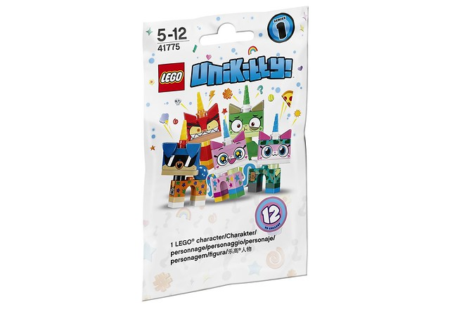 41175 Unikitty Collectible Figures