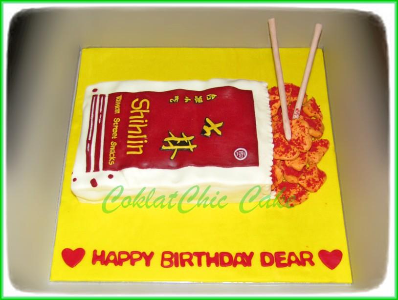 Cake Shihlin 15x22 cm