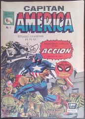 Captain America Complete Run Mexico