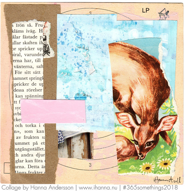 77 Fruit of the loins - Collage by Hanna Andersson
