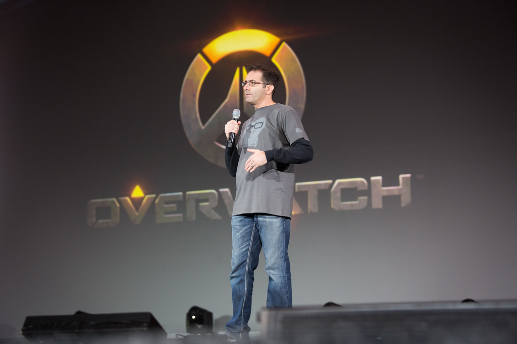 Overwatch Reveal at Blizzcon 2014