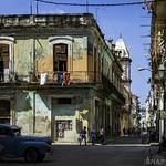 Cuba Street in Old Havana