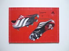 ADIDAS SOCCER CATALOGUE (FUSSBALL 2000/2001)