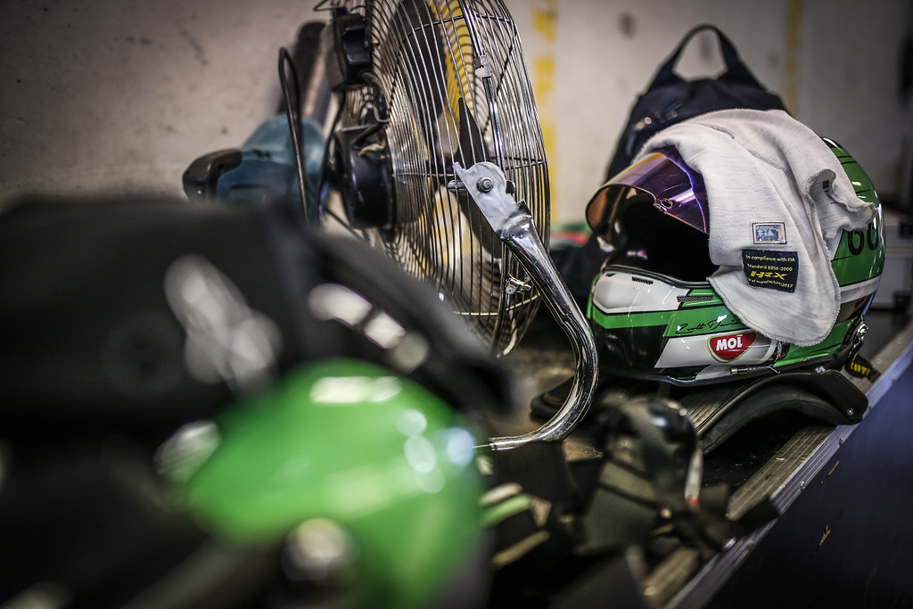 Helmets atmosphere team Zengo Motorsport, portrait during the 2018 FIA WTCR World Touring Car cup of Zandvoort, Netherlands from May 19 to 21 - Photo Jean Michel Le Meur / DPPI