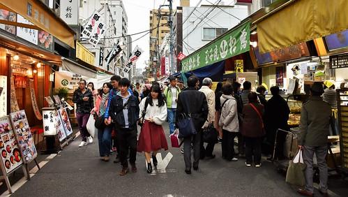 448 Tsukiji, Mercado de pescado en Tokio (39)
