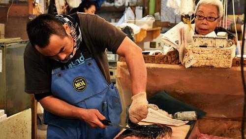443 Tsukiji, Mercado de pescado en Tokio (4)