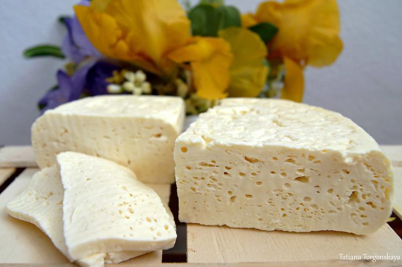 Домашний сыр из Черногории