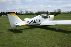 G-SELF Europa (PFA 247-12996) Popham 040514