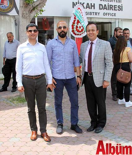 Nazmi Uyar, Alper Kutay, Ali Yenialp