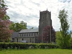Bressingham, Norfolk - St John the Baptist Church