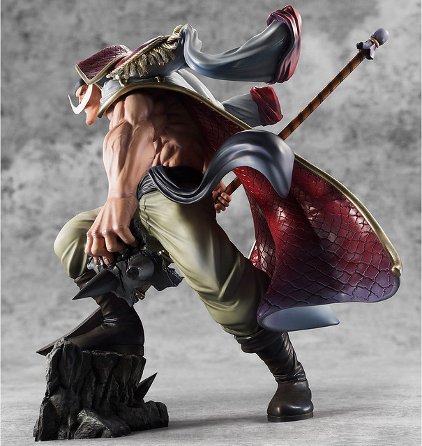 """散發霸氣的最強身軀!Portrait.Of.Pirates《ONE PIECE》NEO-MAXIMUM 『白鬍子』艾德華·紐蓋特(""""白ひげ""""エドワード・ニューゲート)"""