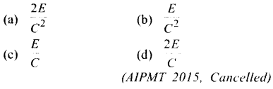 NEET AIPMT Physics Chapter Wise Solutions - Electromagnetic Waves 2
