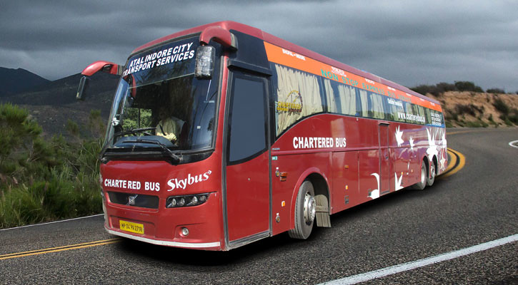 Chartered - bus