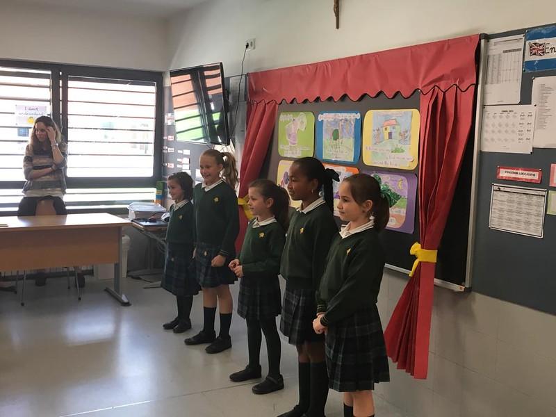 Recital de Poesías, trabalenguas y adivinanzas