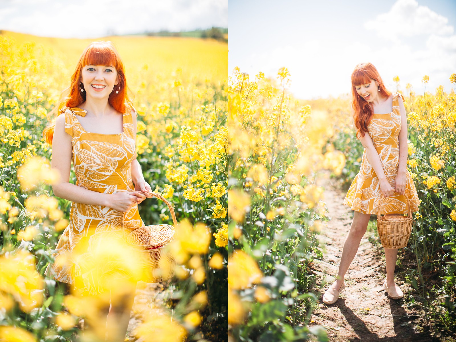 yellow dress field-2-side