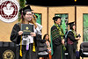"A graduate smiles as she walks off stage with her diploma at the commencement ceremony on Friday, May 11, 2018.   Go the Hawaii Community College's Flickr album for more photos from the Hilo ceremony: <a href=""https://www.flickr.com/photos/53092216@N07/albums/72157696831286925/with/41216251825/"">www.flickr.com/photos/53092216@N07/albums/721576968312869...</a>"