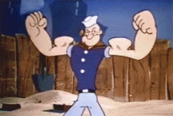 搞笑,我教練又再喝蛋白粉養死肌肉了!