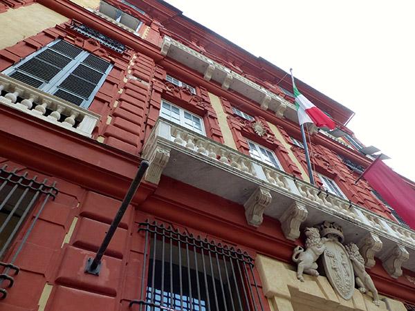 le palais rouge
