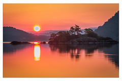 Norfolk Island Sunrise, Ullswater