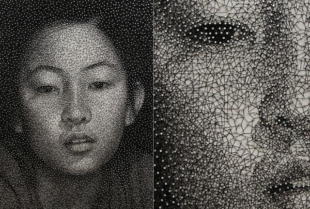 Constellation - art by Kuma Yamashita