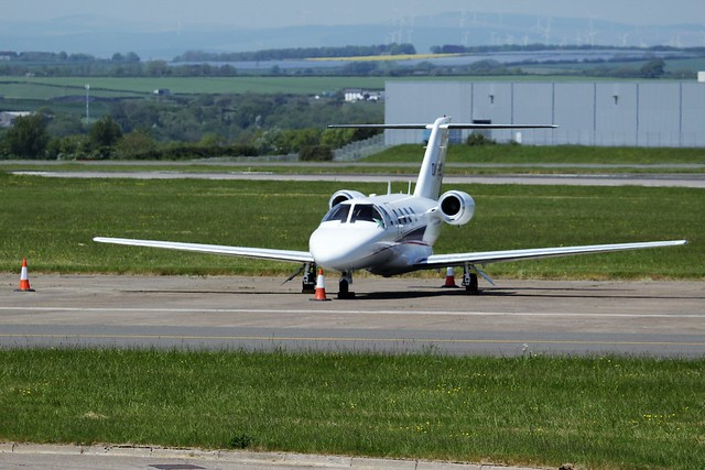 Cessna 525 Citationjet 1 OK-PBS