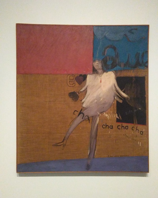 The Cha-Cha That Was Danced in the Early Hours of 24th March (1961) #newyorkcity #newyork #manhattan #metmuseum #davidhockney #hockney #latergram