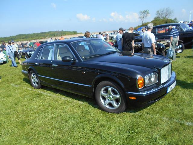 Bentley Arnage Green Label, Nikon COOLPIX A100