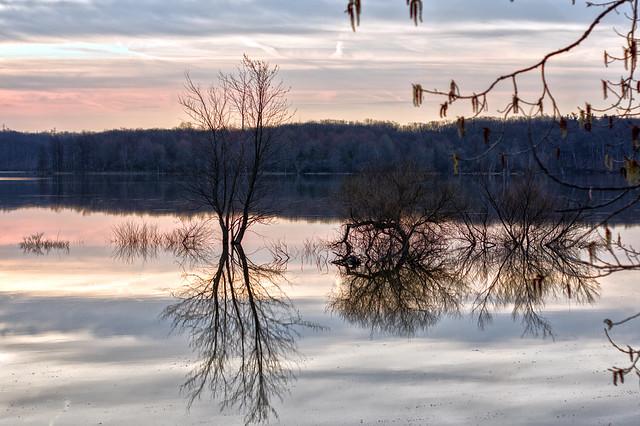 April 27 - Reflective Sunrise