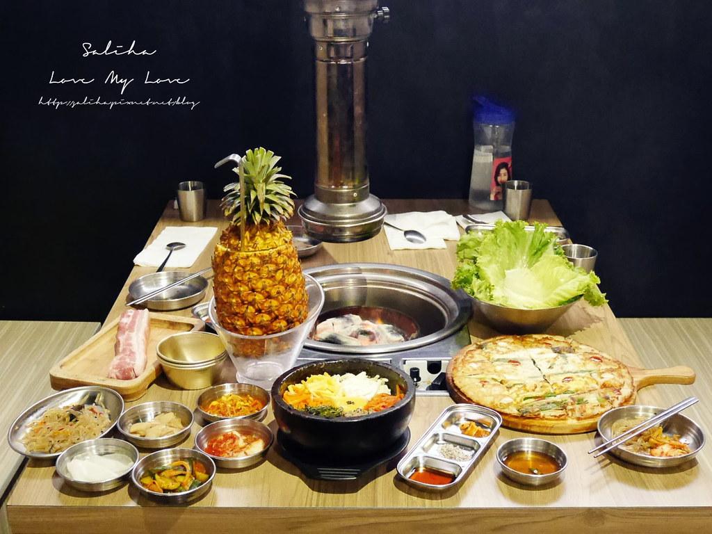 台北東區台韓民國韓式燒肉店 (18)